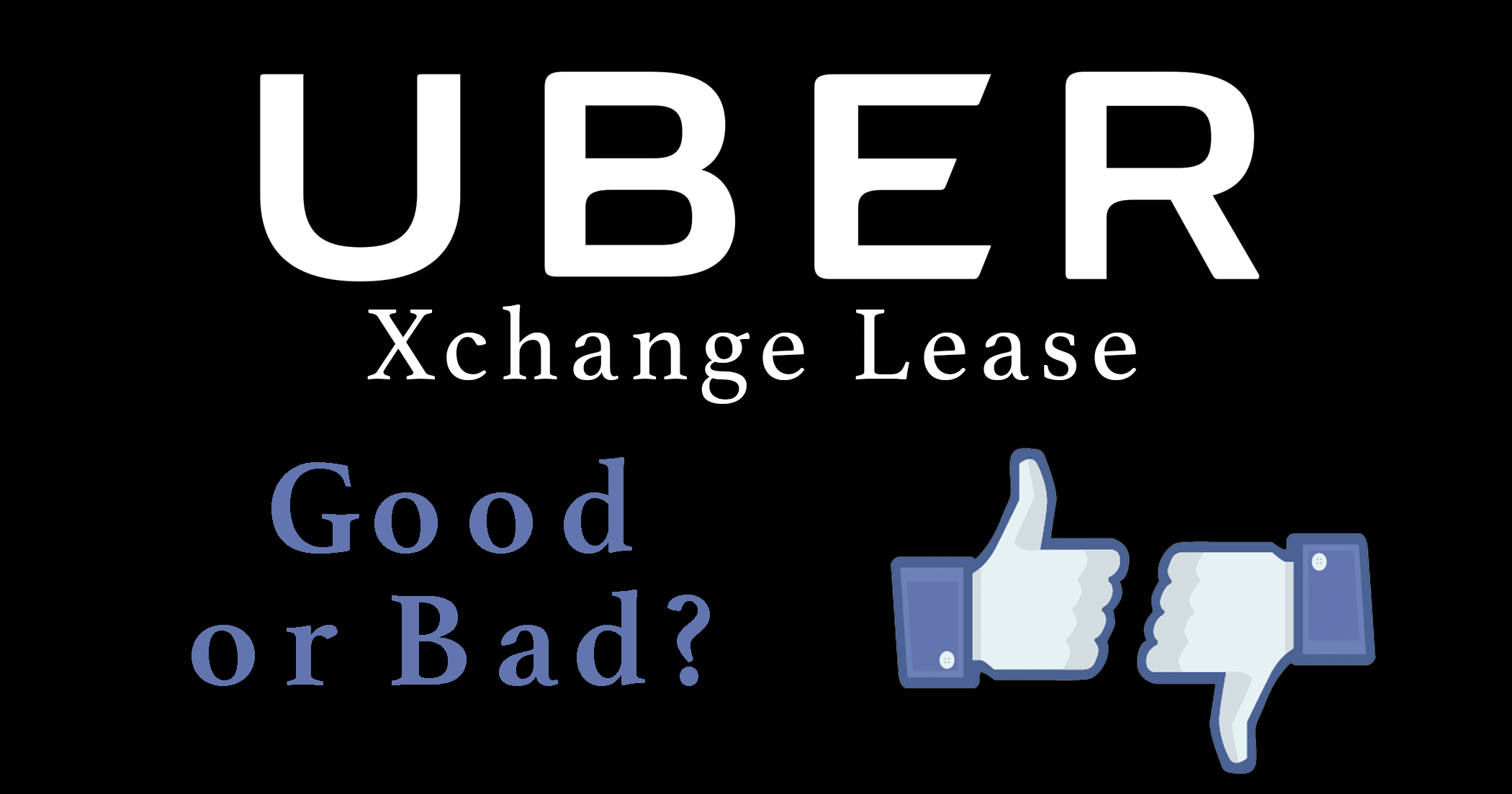 Leasing A Car Through Uber >> Uber Xchange Leasing: How to Get a New Car With No Credit, No Downpayment and No Yearly Contract.