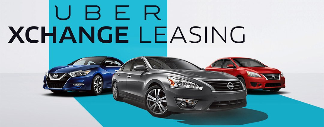 Uber Xchange Leasing: How to Get a New Car With No Credit
